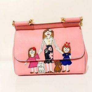 Dolce & Gabbana | Viva La Mamma Collection Handbag
